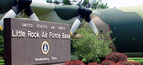 Image result for LITTLE ROCK AIR FORCE BASE