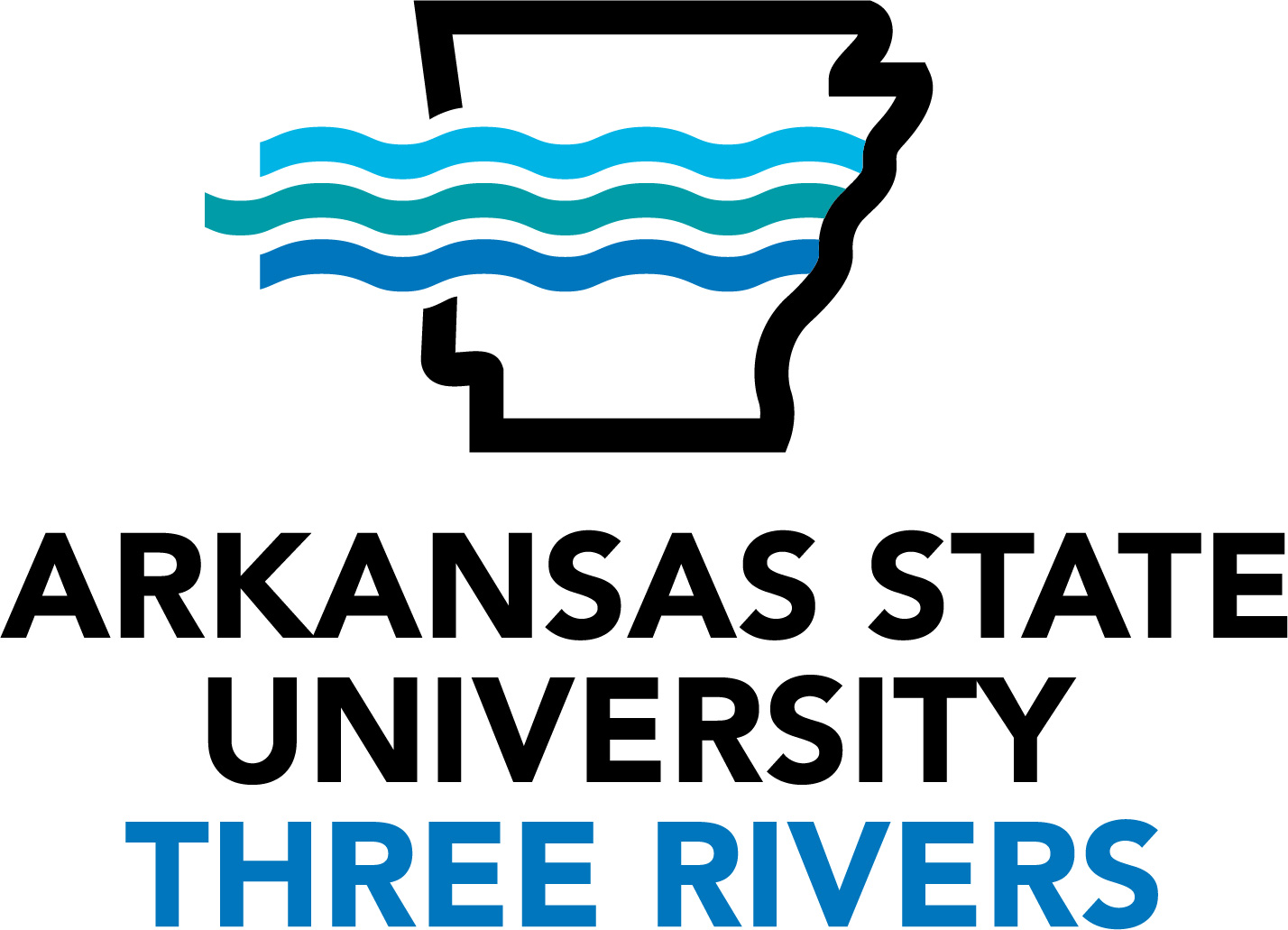 ASU THREE RIVERS FULL STACKED LOGO COLOR